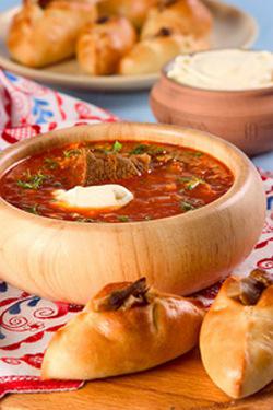 Cucina russa zuppe sci for Cucina russa