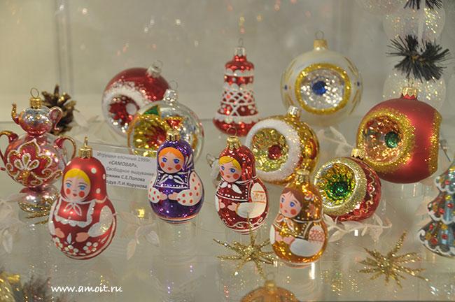 Decorazioni Sala Natale : Museo delle decorazioni natalizi di klin